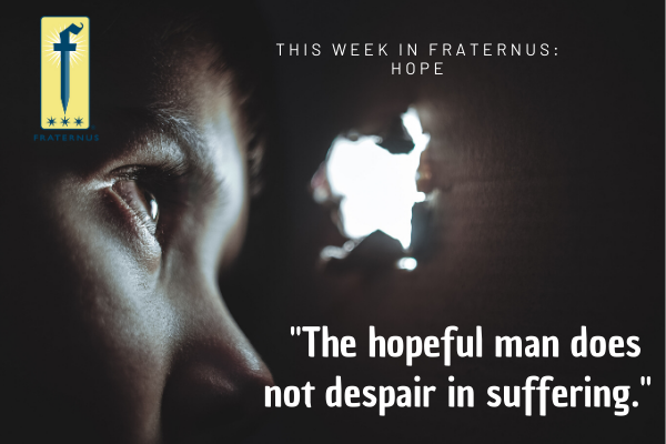 hope not despair