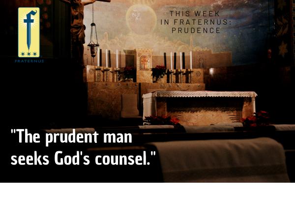 seek gods counsel